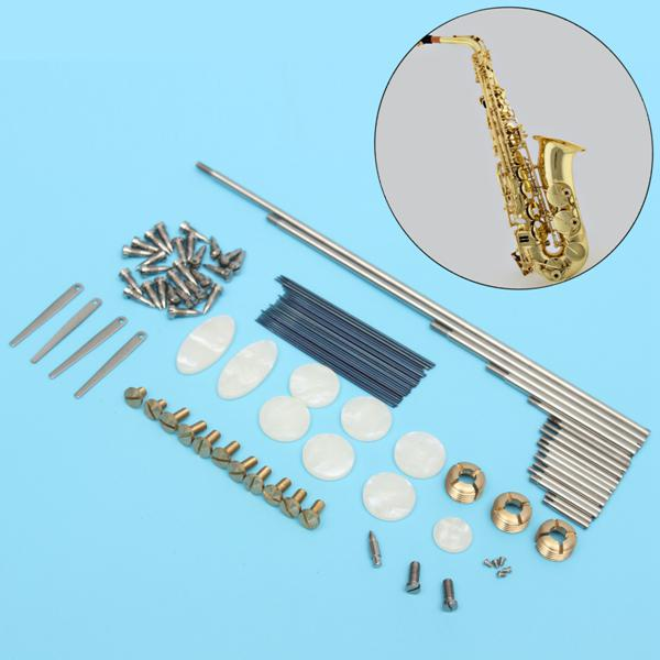 Repair parts screws springs and key buttons inlays for alto
