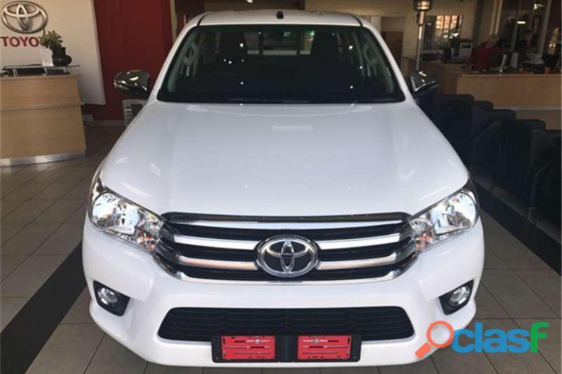 2017 Toyota Hilux 2.8GD 6 Xtra cab 4x4 Raider for sale 1