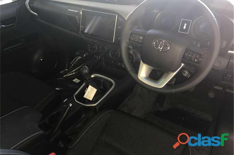 2017 Toyota Hilux 2.8GD 6 Xtra cab 4x4 Raider for sale 2