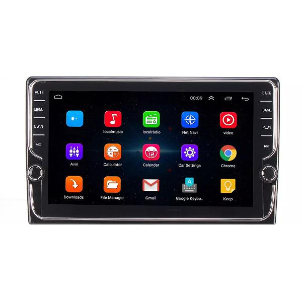 9 inch quad core for android car stereo radio touchscreen