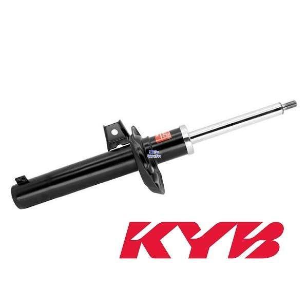 Land cruiser hzj70/73 front shock absorber - each (kyb)