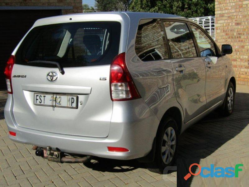 2012 Toyota Avanza 1.5 SX 3
