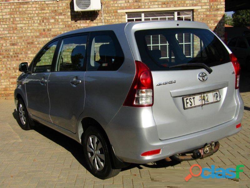 2012 Toyota Avanza 1.5 SX 2