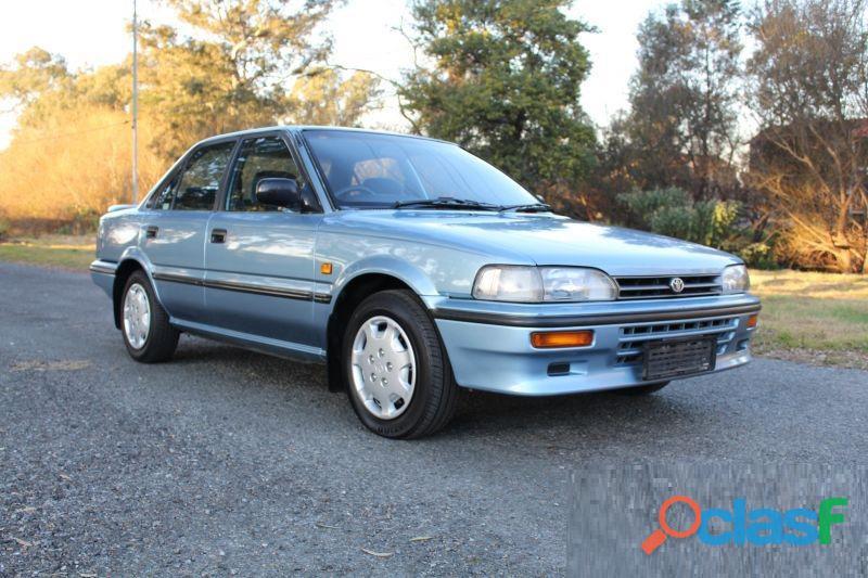 Toyota corolla 180GLE