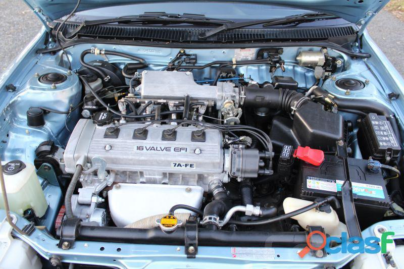 Toyota corolla 180GLE 3
