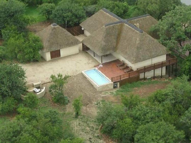 House 22 blyde wildlife estate