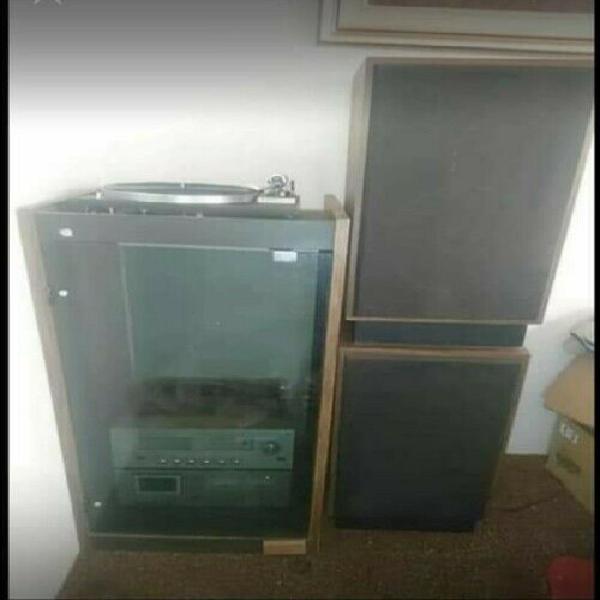 Urgent sale vintage supersonic system.self collect