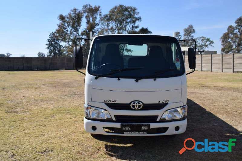 2010 TOYOTA DYNA 4093 for sale in KZN in good condition 1