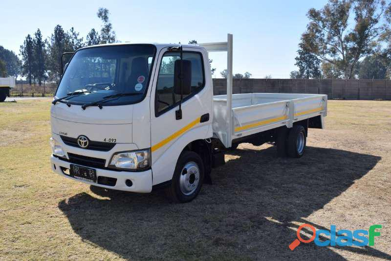 2010 TOYOTA DYNA 4093 for sale in KZN in good condition 5
