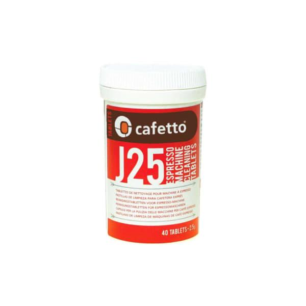 Cafetto j25 cleaning tablets for bean-to-cup coffee