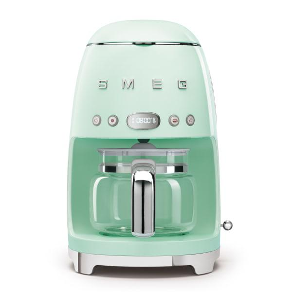 Smeg retro drip filter coffee machine