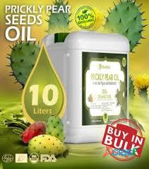 ZineGlob Producer, Wholesaler And Exporter Of Prickly Pear Oil 1