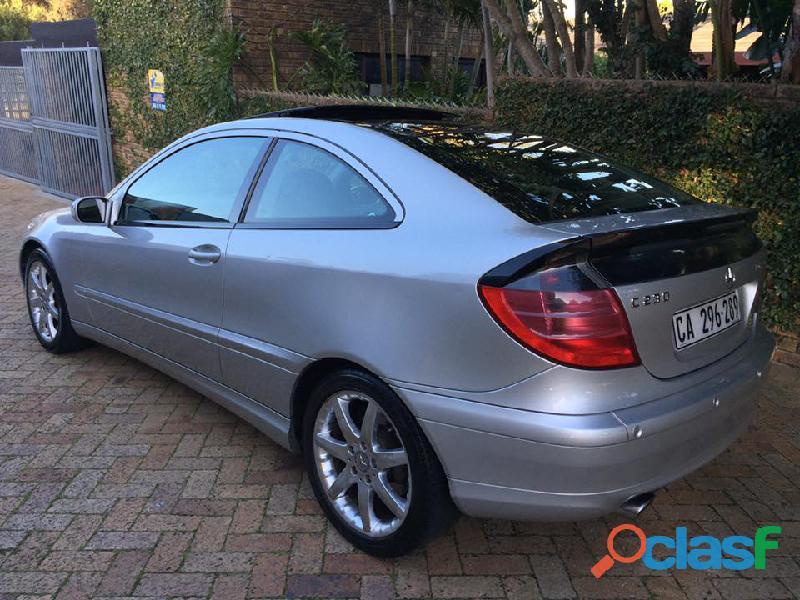 2002 Mercedes Benz C   Class C230 Kompressor