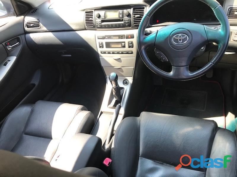 2006 Toyota Runx 180 RSi VVTL i 6 Speed 11