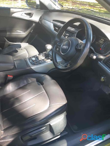 2011 Audi A6 3.0 TDi Multitronic 6