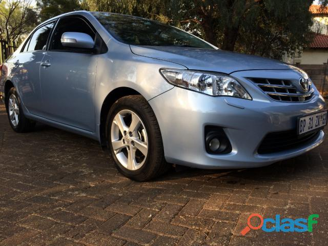 2011 Toyota Corolla 2.0 Exclusive A/T
