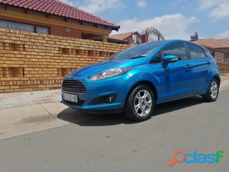 2014 Ford Fiesta 1.0 EcoBoost Titanium 5Dr 1