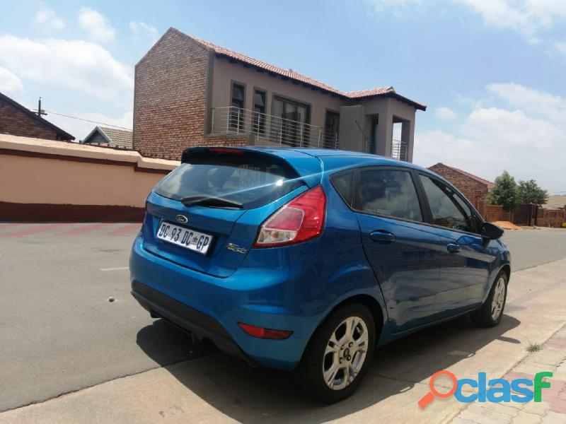 2014 Ford Fiesta 1.0 EcoBoost Titanium 5Dr 3