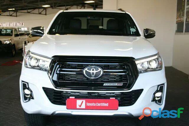 2019 Toyota Hilux 2.8 GD   6 Raider 4X4 A/T D/Cab