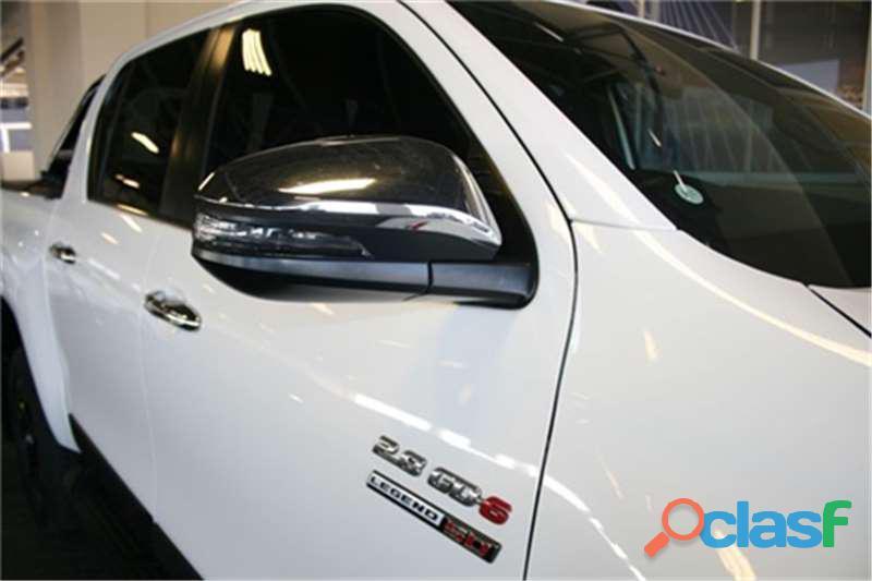 2019 Toyota Hilux 2.8 GD   6 Raider 4X4 A/T D/Cab 2