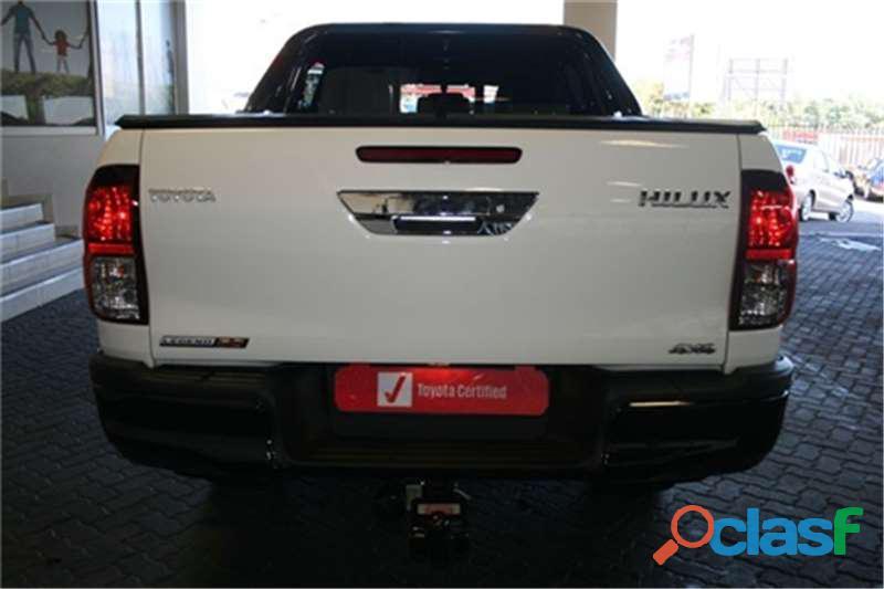 2019 Toyota Hilux 2.8 GD   6 Raider 4X4 A/T D/Cab 6