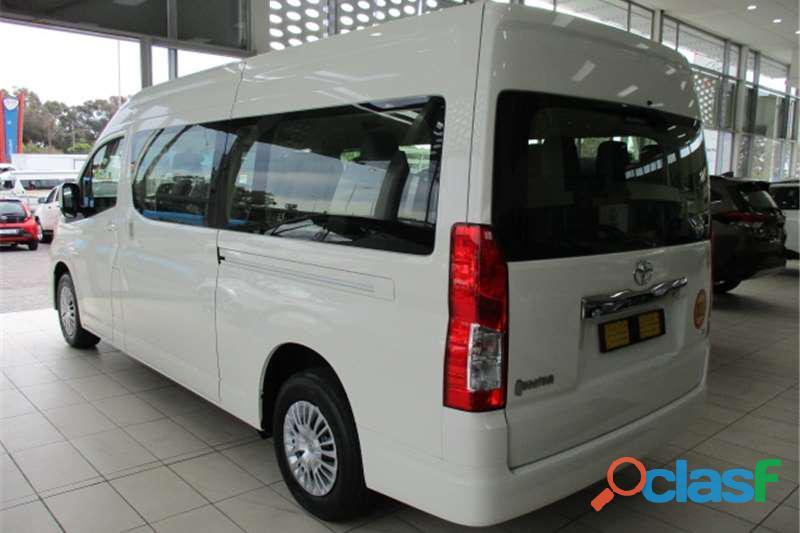 2019 Toyota Quantum 2.7 GL 14 Seater Bus 2