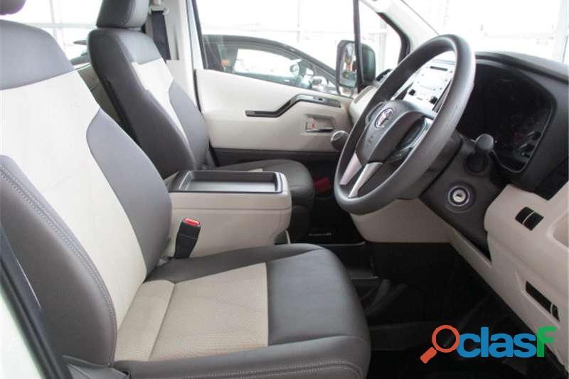 2019 Toyota Quantum 2.7 GL 14 Seater Bus 7