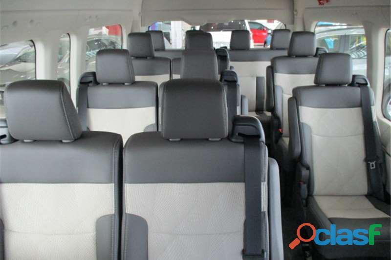 2019 Toyota Quantum 2.7 GL 14 Seater Bus 11
