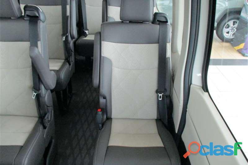 2019 Toyota Quantum 2.7 GL 14 Seater Bus 17
