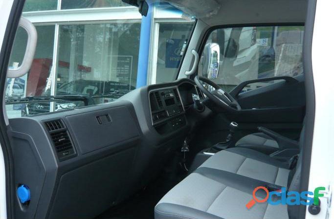 2020 Hyundai EX 8 3.9 Dropside A/C LWB 9