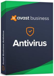 Avast Business Antivirus - Managed (102 users) 3 years