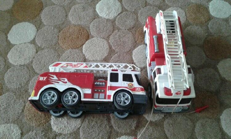 Dickie Toys red fire truck for boys for sale 0