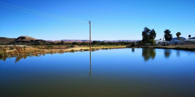 Grootdrink: fertile irrigation farm
