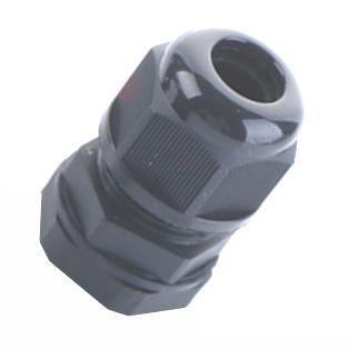 CABLE COMPRESSION GLAND BLACK SIZE-0 MGB16-10-BK
