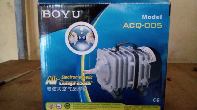 Like new Boyu 60l min airpump