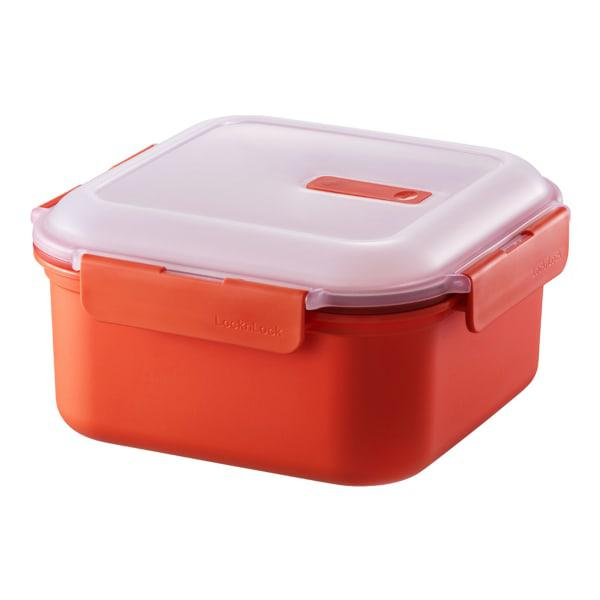 Lock & lock microwave steamer container, 2.4l