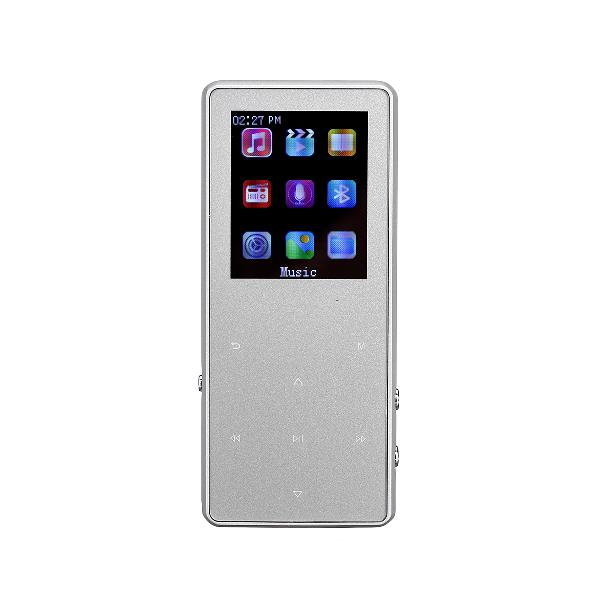 Portable 8G 16G 32G bluetooth Lossless MP3 Music Player FM