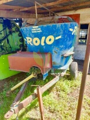 Rolo 1ton mixer