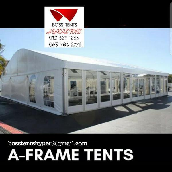 Frame tents for sale - free delivery to east london
