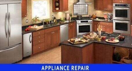 Ian's appliance repair services