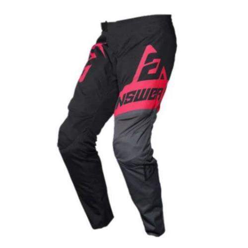 Answer syncron voyd pants - black-charcoal-pink 9-10