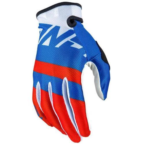 Answer voyd glove adult - red-reflex-white s