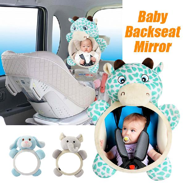 Baby backseat mirror safety seat rear view mirror for car