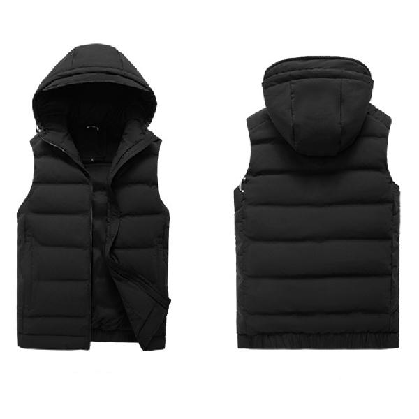 Winter down jacket pure color fashion stand collar warm down