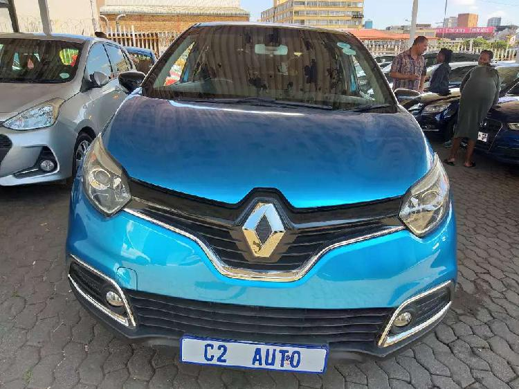 2015 renault captur 1.0 turbo manual