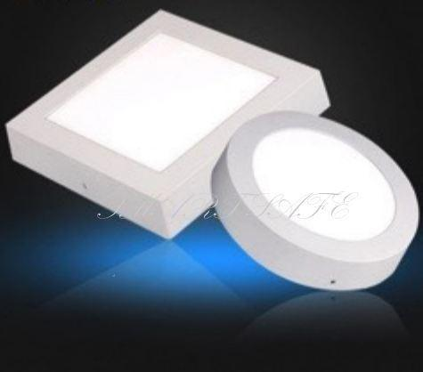 24w exquisite surface mount led panel light(round only)