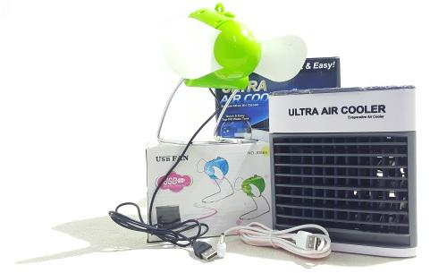 Air cooler special!!! evaporative arctic air cooler + usb