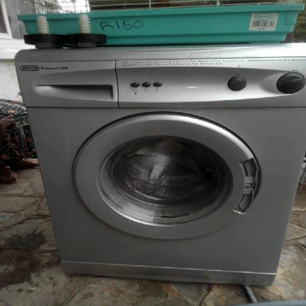 Appliance repairs (essential permit available)