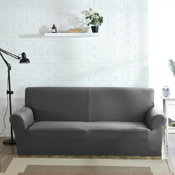 Furniture sofa cover stretch elastic couch slipcover or