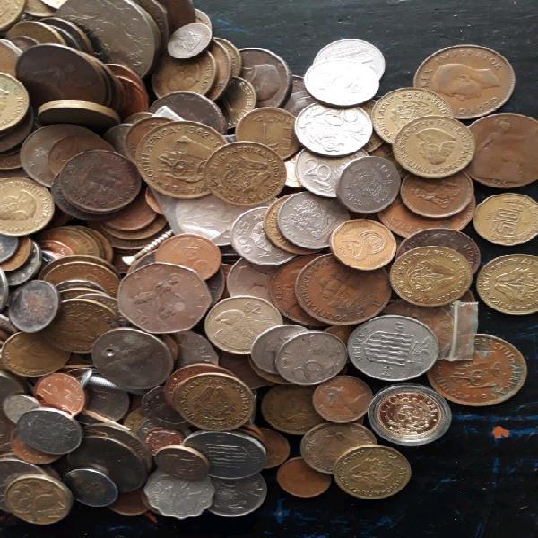 I buy coins